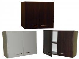 Koupelnová skříňka závěsná - Zoša 80 cm - WENGE