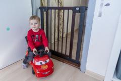 Bezpečnostní zábrany pro děti